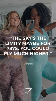 """The sky's the limit? Maybe for 737S. You could fly much higher."" - Gymshark. Save this to your motivational board for a reminder! #Gymshark #Quotes #Motivational #Inspiration #Motivate #Phrases #Inspire #Fitness #FitnessQuotes #MotivationalQuotes #Positivity #Routine #HealthyMindset #Productive #Dreams #Planning #LifeGoals Motivational Board, Inspirational Quotes, Quote Of The Day, Muscle, Lose My Mind, Gym, Sport, Life Goals, Motivationalquotes"