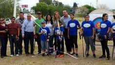 En colaboración Lilia Merodio y alcaldesa Maru Campos renovarán el Campo de Tiro con Arco con 1.5 mdp federales; Próximamente, primera piedra de campos de softbol y fútbol por otros 9 mdp