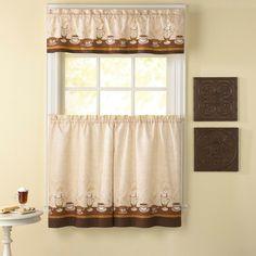 Coffee curtains