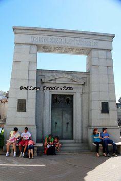 Tomb of Carlos María de Alvear - La Recoleta Cemetery - Buenos Aires, Argentina | FollowPanda.COM