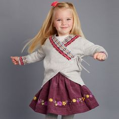 Aliexpress.com : Buy Brand National Style children kid baby girl clothes toddler baby girl sweater cardigan jersey open stitch knitting coat 3 11T from Reliable girls sweater cardigan suppliers on QieKeKids Store
