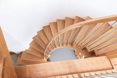 View our Gallery to see the wide variety of staircases that we can offer. Loft Staircase, Staircases, Stairs, Metal Spindles, House Extensions, White Oak, New Homes, Gallery, Building