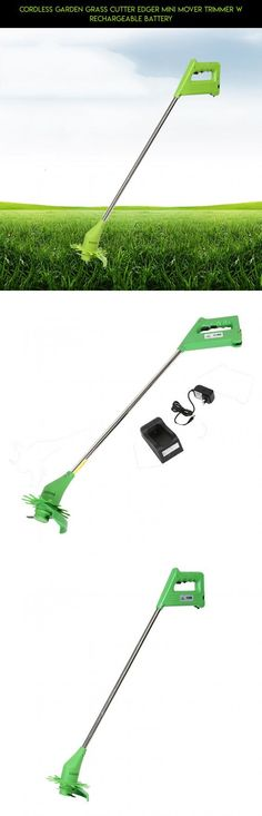 Cordless Garden Grass Cutter Edger Mini Mover Trimmer w Rechargeable Battery #kit #trimmers #products #grass #racing #cordless #drone #shopping #gadgets #camera #plans #fpv #tech #technology #parts