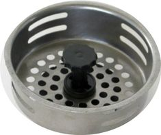 Chef Craft Stainless Steel Kitchen Sink Strainer Pack of 1 -- Click image to review more details. (This is an affiliate link) #HashTag2