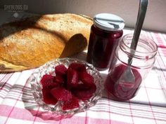 Παντζάρια σε βάζο Special Recipes, Chocolate Fondue, Pickles, French Toast, Deserts, Pudding, Lunch, Canning, Vegetables