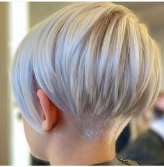 Undercut Hairstyles Women, Hairstyles With Bangs, Undercut On Short Hair, Medium Hairstyles, Quick Hairstyles, Wedding Hairstyles, Short Pixie Haircuts, Short Hairstyles For Women, Short Hair Cuts For Women Pixie