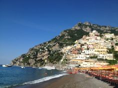Positano. Charming. Gorgeous. Adventuresome. Take a boat ride from the public beach and discover one of the most spectacular coastal living cultures you will experience. The food is amazing and the pace and charm will inspire you back soon. Put it on yur bucket list!!