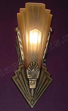 Antique Art Deco Lamps - Foter