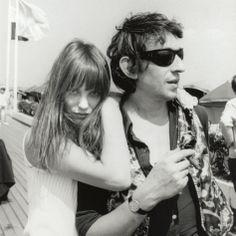 Jane and Serge Print