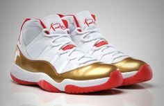 """Air Jordan 11 """"Two Rings"""" Ray Allen PE (Detailed Pictures)"""