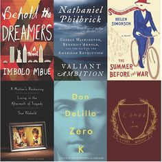 The 15 most anticipated books of 2016