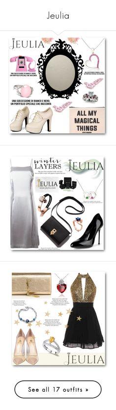 """Jeulia"" by angelstar92 ❤ liked on Polyvore featuring jewelry, jeulia, Mode, Forever 21, Sidewalk, women's clothing, women's fashion, women, female und woman"