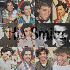 Mika #smile #colage #mikafans