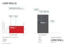 Adobe Workplace NYC - Behance Signage on Behance