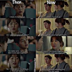 The tables have turned. Descendants of the Sun Sun Quotes, Movie Quotes, Desendents Of The Sun, Korean Actors, Korean Dramas, Song Joon Ki, Best Kdrama, Korean Drama Quotes, Korean Shows