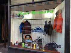 Our new Fall/Winter 2012 display is now up at Meet Bernard London - pop by and have a look if you are in the Greenwich area this week for the Olympics! #London2012