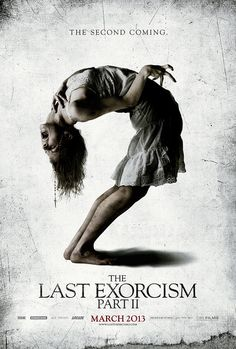 I see the last excorcism. Its about a girl who has a demon inside her. And some sier was in the same room as her. But the the girls demon took over the girl over and over again. and scream to the sier to help her. I Like this movie alot