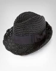 「fedora hat crochet pattern free」の画像検索結果