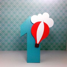 Para o Delicia do João Fernando número 3D !!!!  #letras3dpersonalizadas  #numero3d  #sctap  #festabalao  #personalizados  #enfeitesdemesa  #enfeitesdeaniversario  #bh