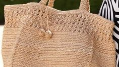 Beach Accessories, Straw Tote, Crochet Top, Style Inspiration, How To Make, Blog, Tops, Women, Fashion