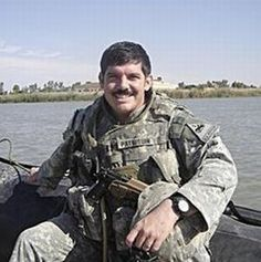 Army CPT Travis L. Patriquin, 32, of St. Louis, Missouri. Died December 6, 2006, serving during Operation Iraqi Freedom. Assigned to 2nd Battalion, 3rd Field Artillery Regiment, 1st Brigade Combat Team, 1st Armored Division, Giessen, Germany. Died of injuries sustained when an improvised explosive device detonated near his vehicle during combat operations in Ramadi, Anbar Province, Iraq.