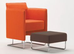 Tommo Chair - Product Page: http://www.genesys-uk.com/Tommo-Chair.Html  Genesys Office Furniture Homepage: http://www.genesys-uk.com  The Tommo Chair, the contemporary and intelligent design of the Tommo range places it easily in a host of spaces within office environments with it's understated, contemporary and inviting look.