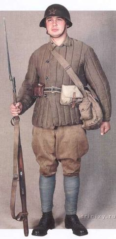 Red Army soldier 1941