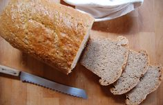 Whole Wheat Quinoa Bread | The Iron You