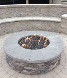 backyard propane fire pit pavers and outhouse project ideas for