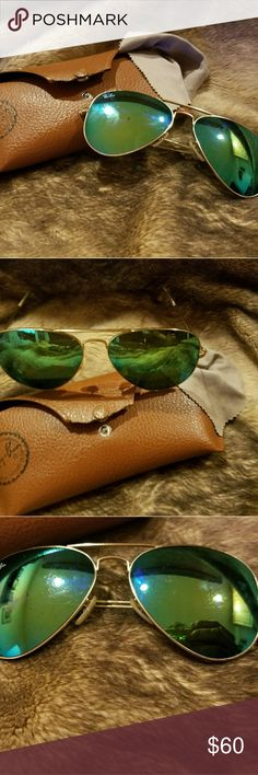 selling ray bans  Ray ban rb3447 round sunglasses