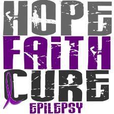 Hope ... Faith ... Cure ... Epilepsy