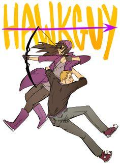 Hawkeye - Clint and Kate