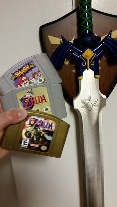 1. As a child the games that I played the most were Super Smash Bros, Ocarina of Time, and Majora's Mask. Super Smash Bros. was a game that I have played for as long as I remember, whereas Majora's Mask I remember buying with my brother. Super Smash Bros. was a game that I played with my brother whenever I could. He was far better than me, so I just about never won, but playing with my brother was still the most fun I ever had.