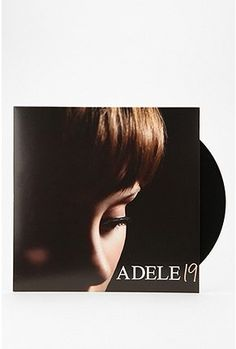 I love records, I love Adele, I can't wait to put this in the record-player!
