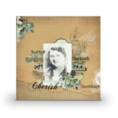 This card was made using the Perfume Texture Clear Stamp by Kaisercraft. Available from www.cardcraftplus.co.uk