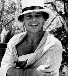 Young Jack Nicholson by J.H.