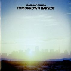Tomorrow's Harvest by Boards of Canada [Warp Records] 2013-06-11 http://www.boardsofcanada.com/ http://pinterest.com/recordsonwalls/vinyl-album-cover-art-of-the-week/