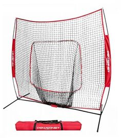 The Bownet Big Mouth is the top selling hitting net in the country! The Big Mouth works great for soft-toss, batting tee practice, and pitching practice. Baseball Pitching, Pro Baseball, Baseball Training, Better Baseball, Baseball Players, Softball, Baseball Dugout, Baseball Bats, Batting Nets