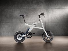 BMW releases a new line of pedelec folding bike, using bionX technology.  Awesome.