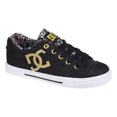 DC Shoes Chelsea X TR Trainers (Black)