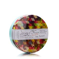 Library of Flowers The Forest Parfum Crema
