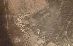 Area 51 Face Illusion - http://www.moillusions.com/area-51-face-illusion/