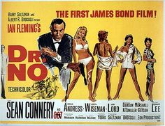 The first james bond film, brilliant!!