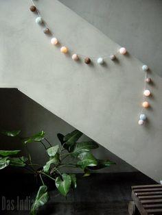 Guirnalda de luces LLUVIA - DAS INDIAS