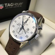 Fantastic looking Tag Heuer Carrera 'Space X' Out of this world prices in #GWSTagSale