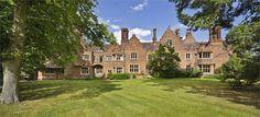 Lanwades Hall Lanwades Park Kentford Newmarket Suffolk