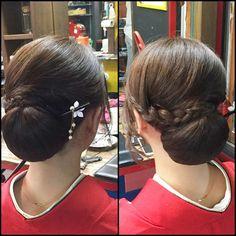 お呼ばれ結婚式に♡和装に合わせたいヘアスタイルまとめ F.S Koji