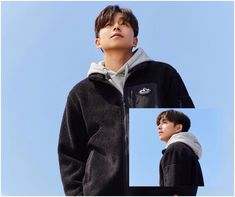 Gong Yoo, Rain Jacket, Windbreaker, Raincoat, Jackets, Fashion, Down Jackets, Moda, Fashion Styles