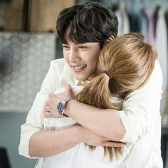 Suspicious Partner These two are so adorable I love them! Ji chang wook is to die for! Korean Tv Shows, Korean Actors, Korean Dramas, Ji Chang Wook, Suspicious Partner Kdrama, W Two Worlds, Ulzzang Couple, Thai Drama, Drama Korea