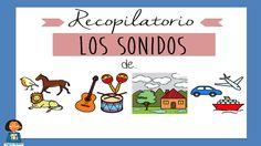 Video Recopilatorio de sonidos realizado para trabajar y repasar con nuestros alumnos e hijos la discriminación auditiva y el vocabulario de diferentes sonidos cotidianos. Eugenia Romero